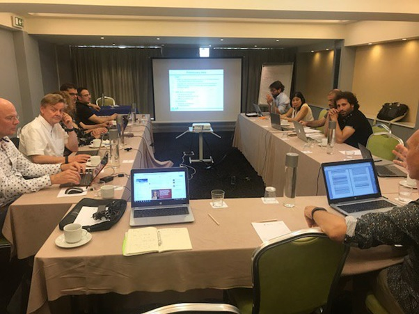MyAirCoach Athens Meeting